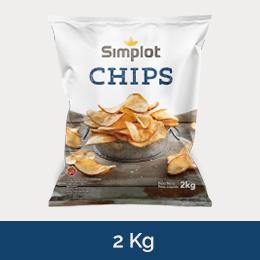 Simplot Chips 2kg