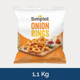 Simplot Onion Rings 1,1 Kg