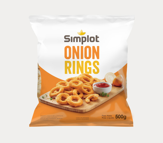 Simplot Onion Rings